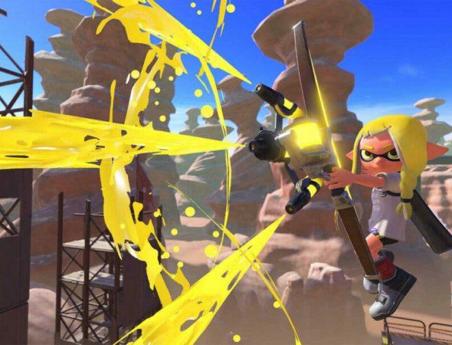 Fotos de Novedades acerca de Splatoon 3 en el reciente Nintendo Direct