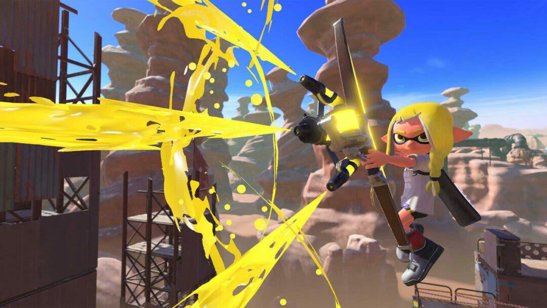 Foto de Novedades acerca de Splatoon 3 en el reciente Nintendo Direct