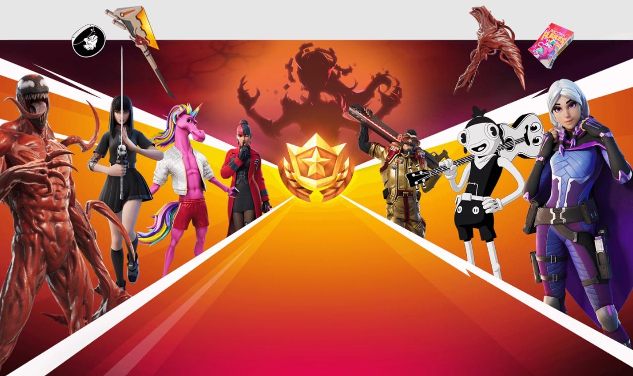 Foto de Fortnite presenta su Temporada 8 y podremos jugar como Carnage