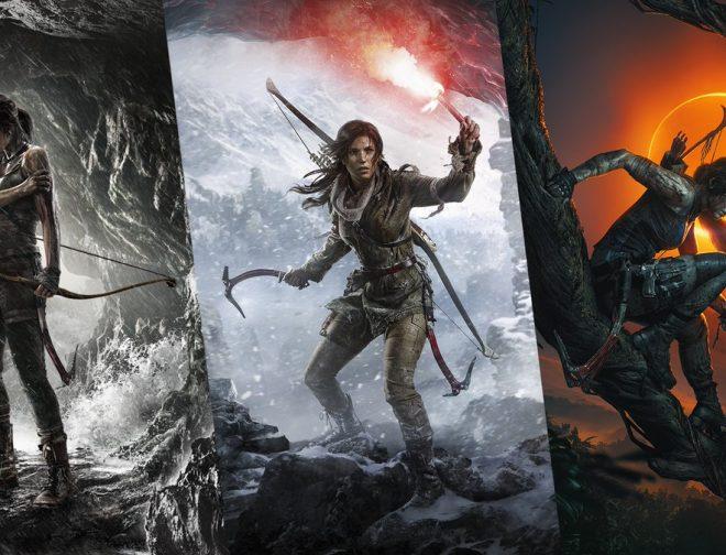 Foto de Netflix realizará serie animada de Tomb Raider con Hayley Atwell