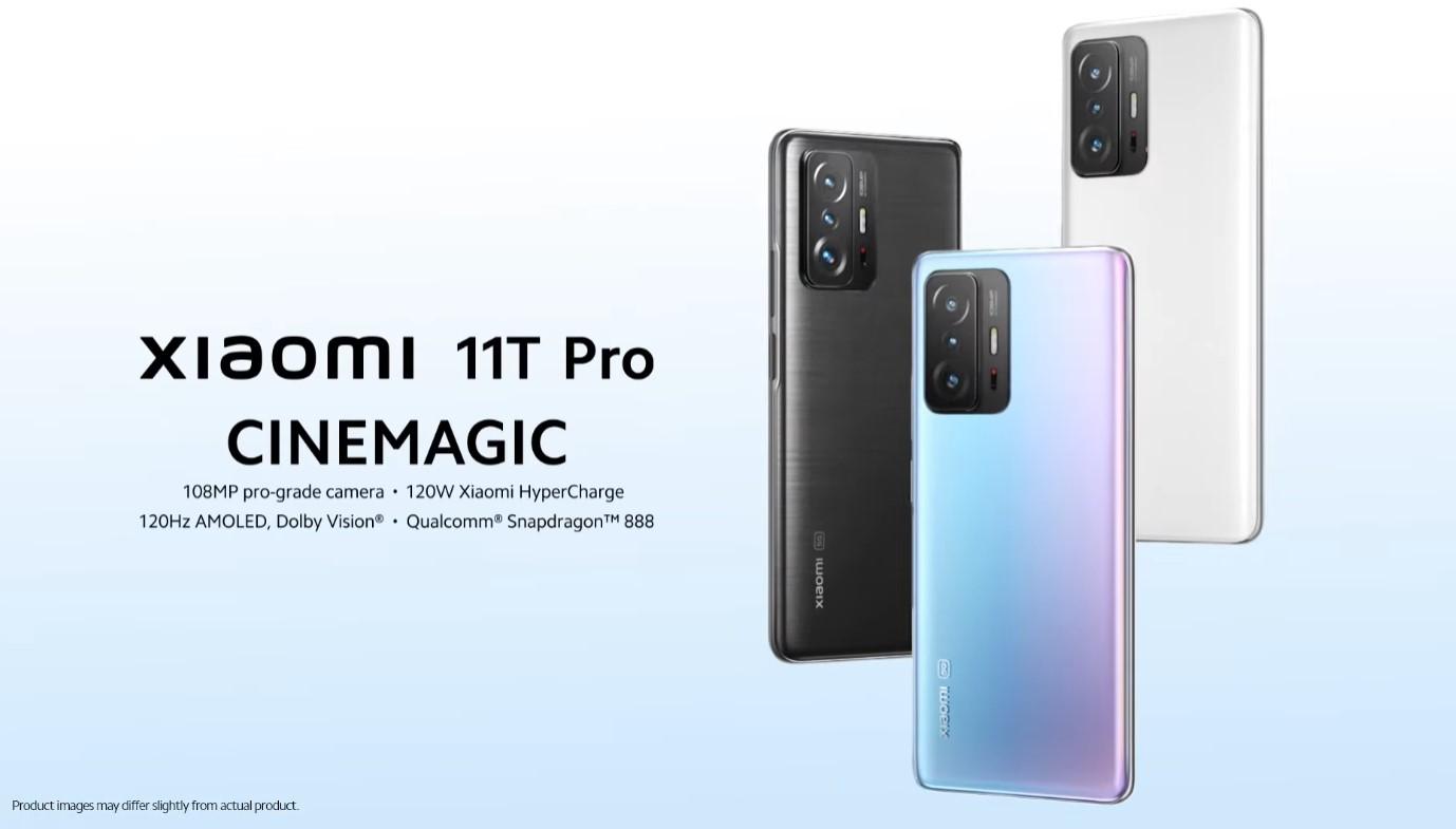 Foto de Xiaomi lanza mundialmente el nuevo Xiaomi 11T y 11T Pro