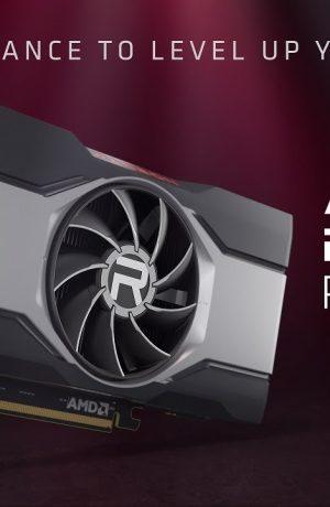 Foto de AMD lanzó la nueva Tarjeta Gráfica AMD Radeon RX 6600