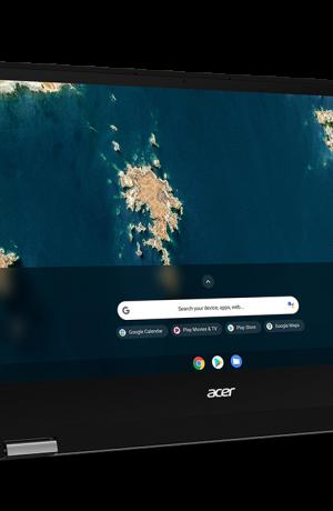 Foto de Acer presenta nuevas Chromebooks de pantalla grande para el trabajo, la escuela y el entretenimiento