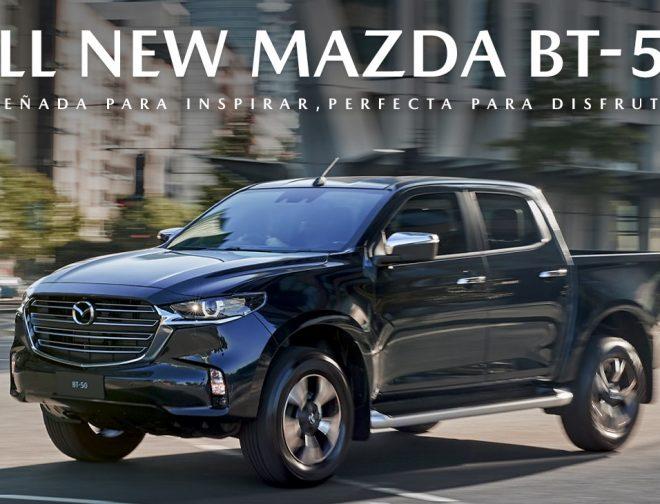 Fotos de Se presentó en Perú la All New Mazda BT-50