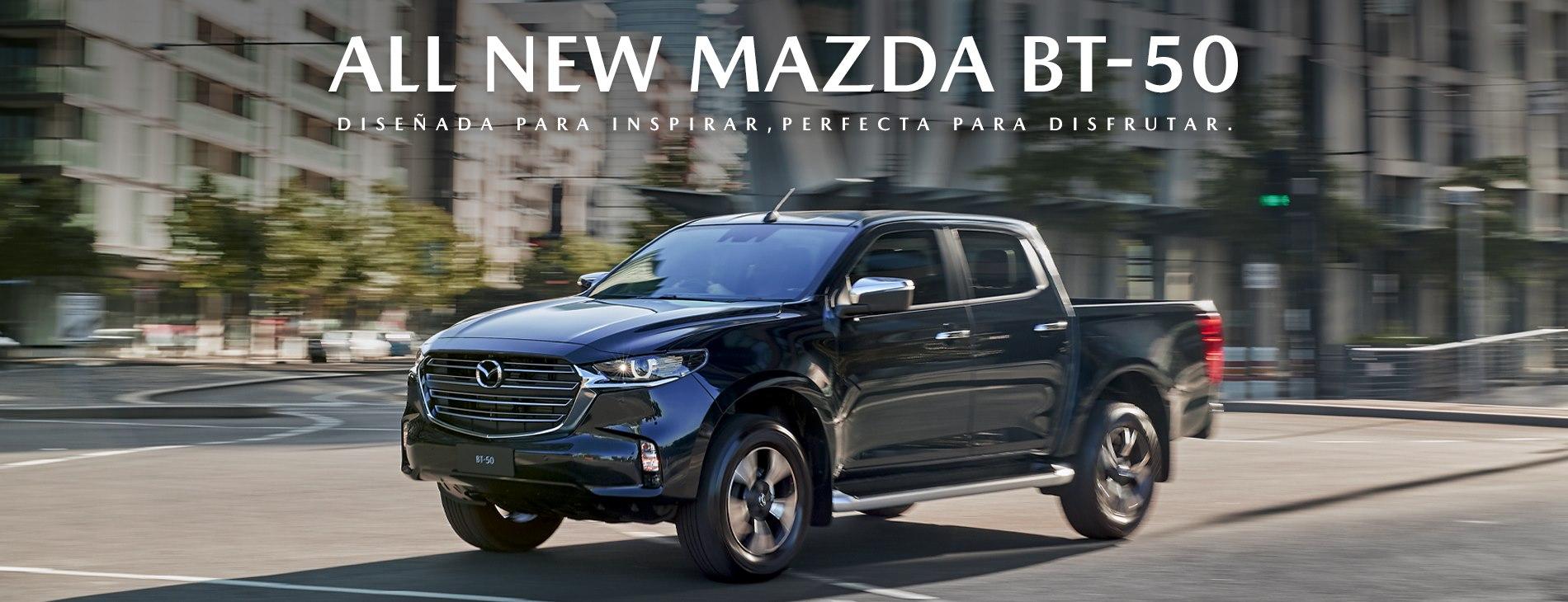 Foto de Se presentó en Perú la All New Mazda BT-50