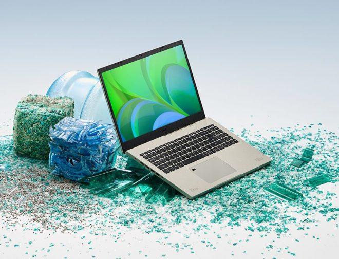 Fotos de Acer amplía su línea de dispositivos de tecnología y ecológicos Vero