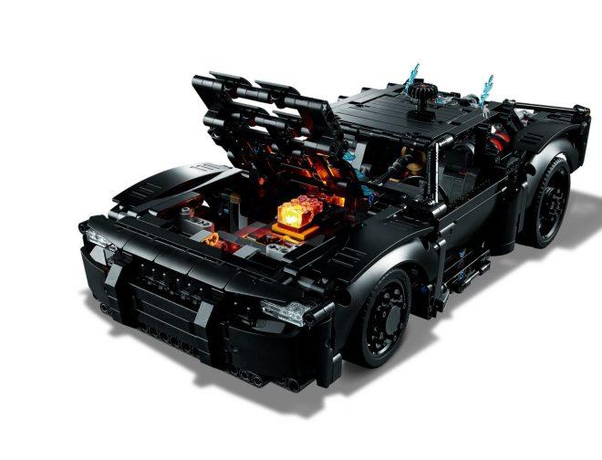 Fotos de Tendremos un set LEGO Technic basado en el batimóvil de la película The Batman