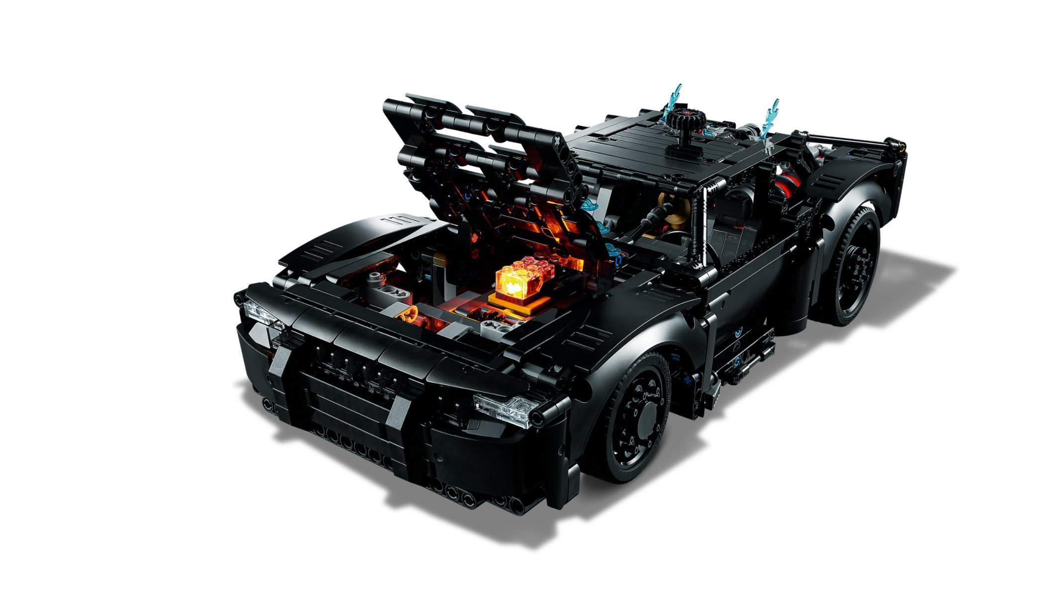 Foto de Tendremos un set LEGO Technic basado en el batimóvil de la película The Batman