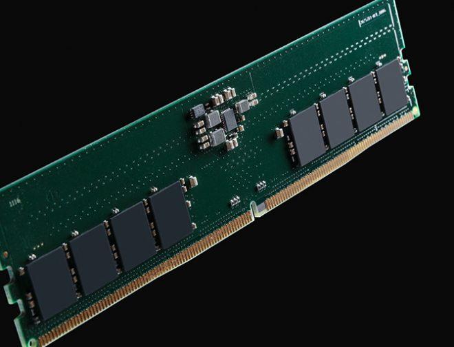 Fotos de Kingston Technology es el primer fabricante independiente en recibir la Validación de Plataforma Intel para su memoria DDR5