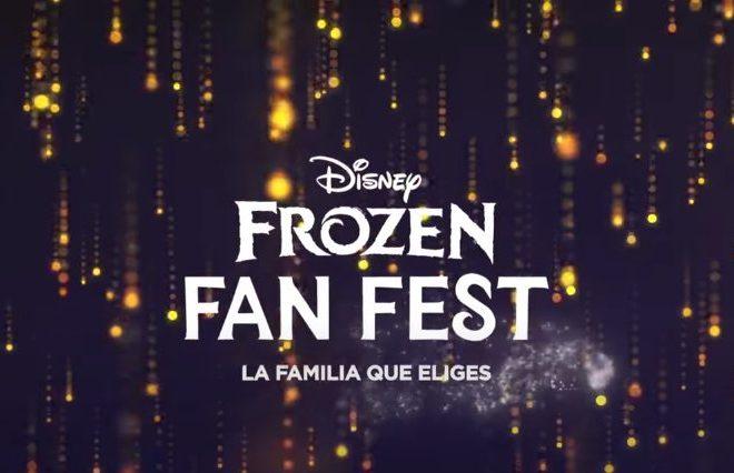 Fotos de Frozen Fan Fest: Latinoamérica con productos alusivos contenido especial en las plataformas de Disney