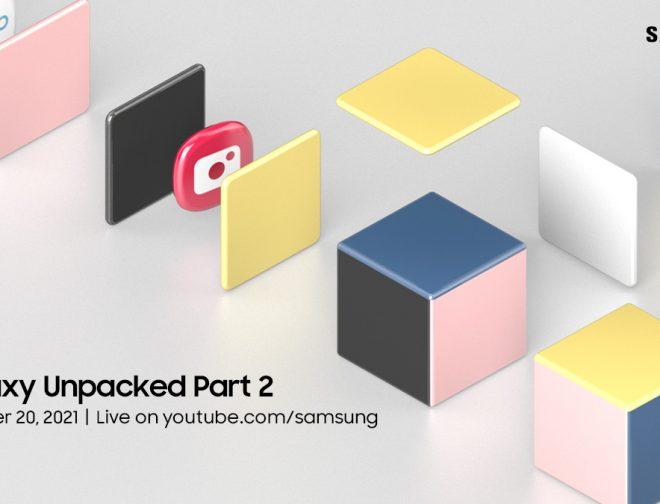 Foto de Conoce la fecha y donde seguir el evento  Galaxy Unpacked Parte 2 de Samsung