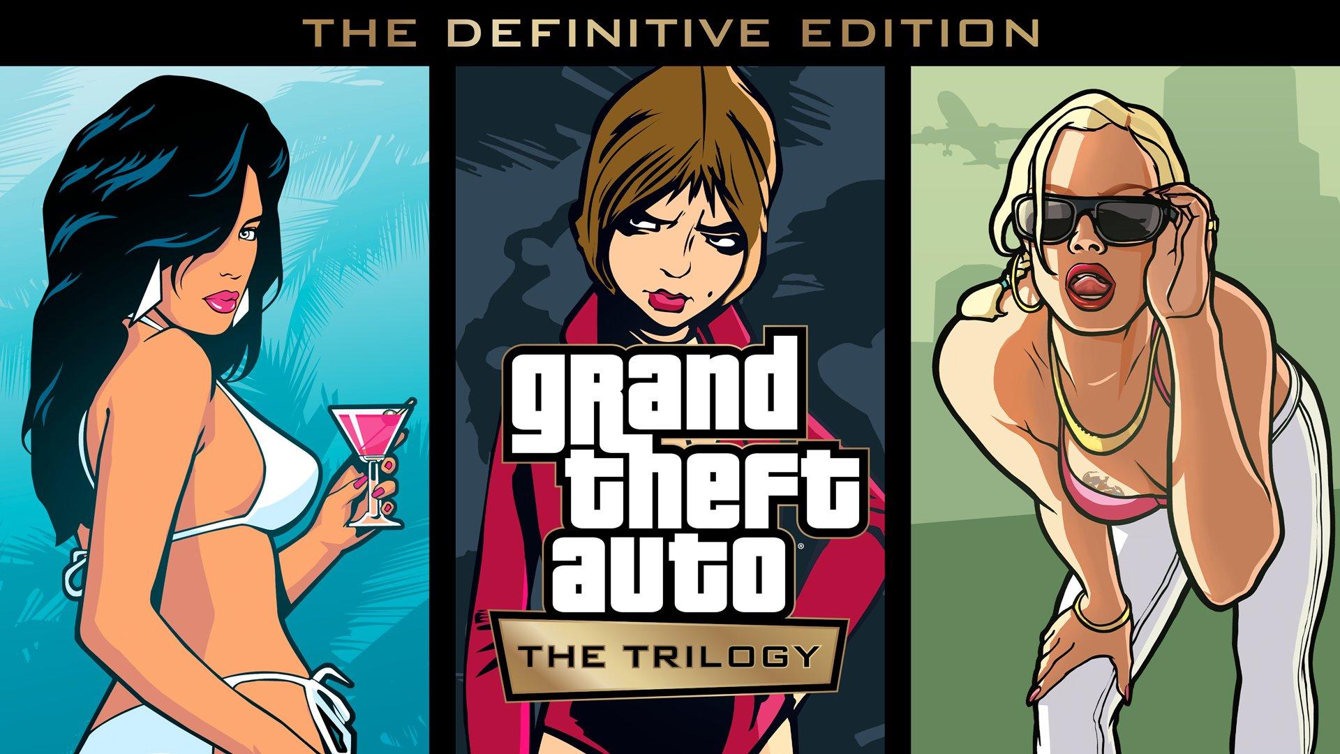 Foto de GTA: The Trilogy – The Definitive Edition es anunciado oficialmente