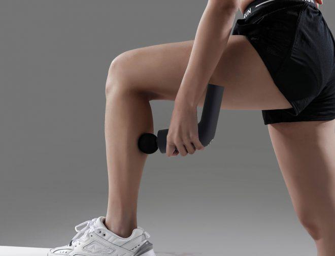 Foto de Pistola de masajes de HONOR CHOICE: Gran aliada para antes y después de hacer deporte