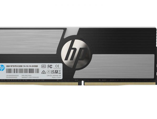 Foto de Biwin lanza la memoria RAM V10 RGB de HP