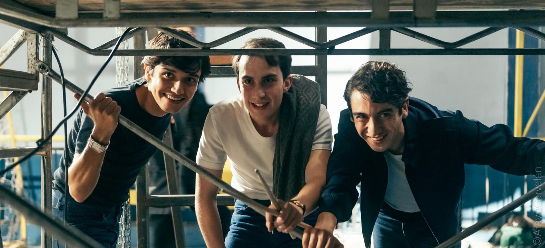 """Foto de Serie internacional """"Los Prisioneros"""" de Movistar presenta su primer capítulo en Iberseries Platino Industria"""