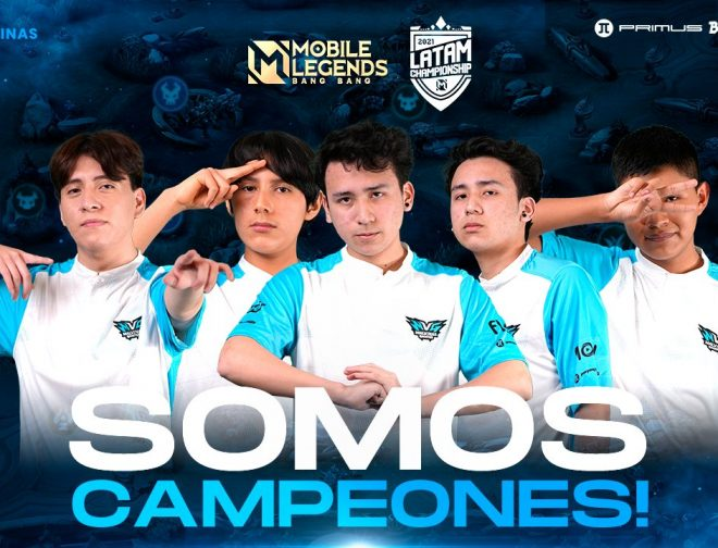Fotos de El equipo de Malvinas Gaming con jugadores peruanos clasifico al mundial de Mobile Legends: Bang Bang