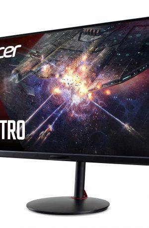 Foto de Acer presenta nuevos monitores y proyectores 4K para entretenimiento en el hogar