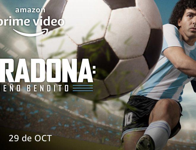 Fotos de Amazon presenta el primer trailer de Maradona: Sueño Bendito