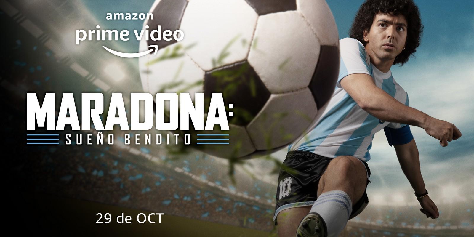 Foto de Amazon presenta el primer trailer de Maradona: Sueño Bendito