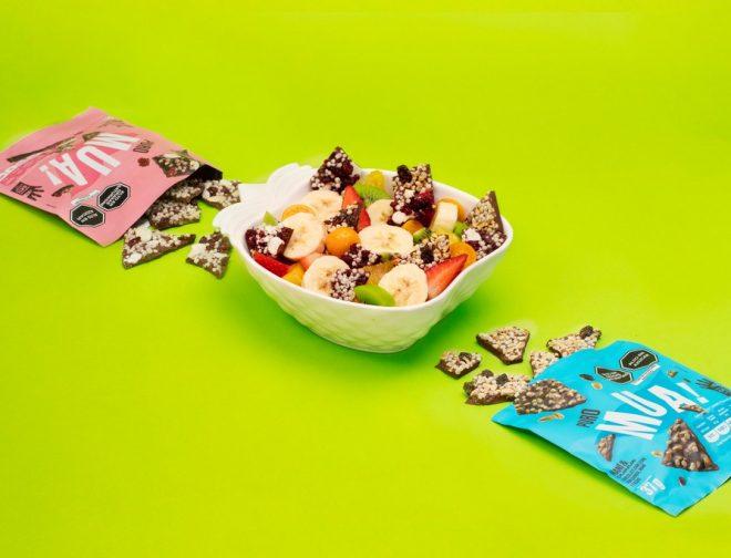 Fotos de Nuevos snacks para una alimentación balanceada