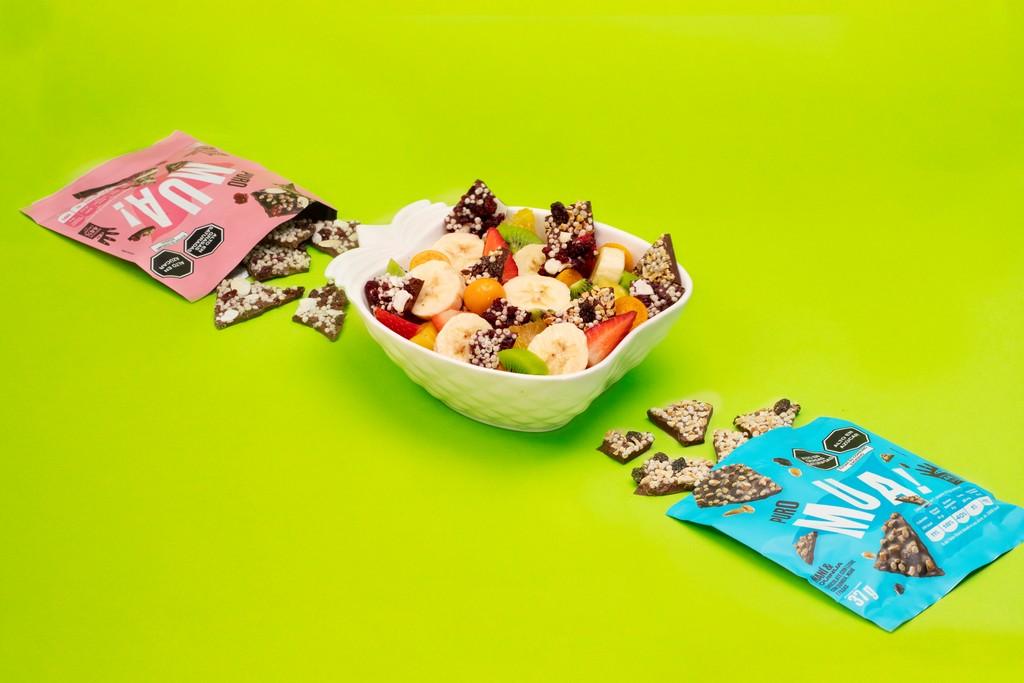 Foto de Nuevos snacks para una alimentación balanceada