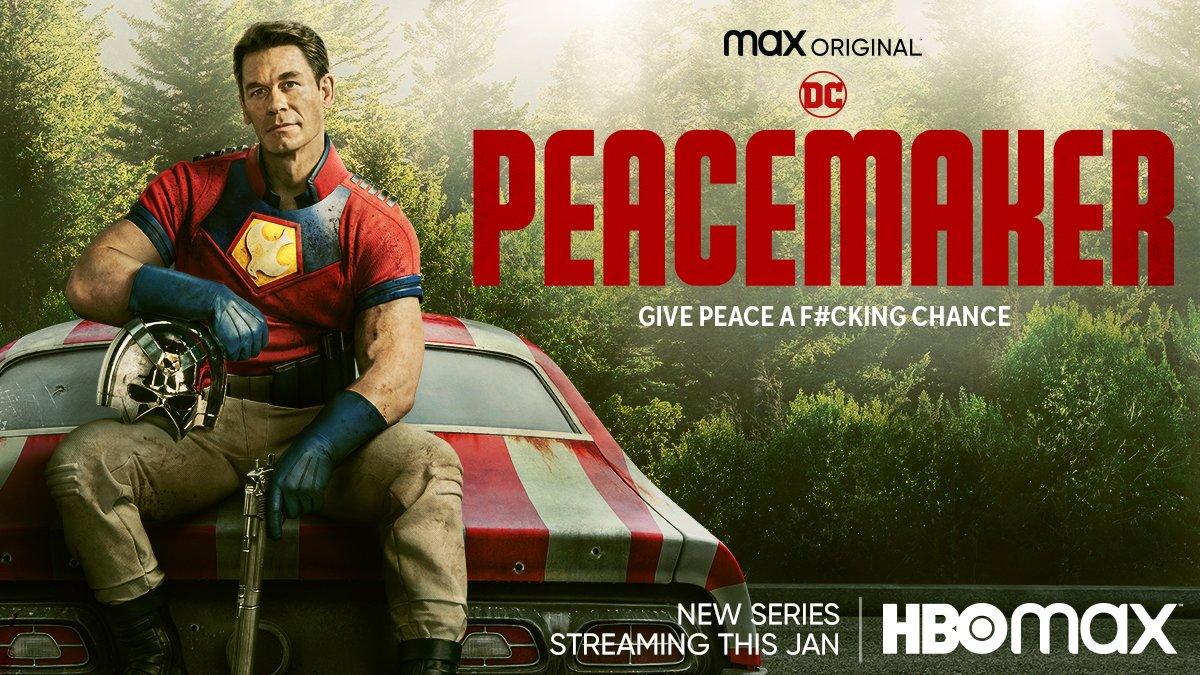 Foto de HBO Max lanza un avance de la serie Peacemaker con John Cena