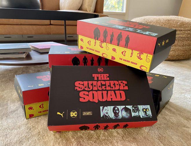 Fotos de Primer vistazo a la colección de zapatillas Puma x The Suicide Squad