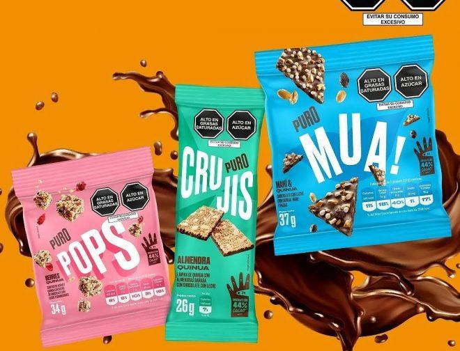 Fotos de Alicorp presenta PURO, la marca que renueva la categoría de snacks
