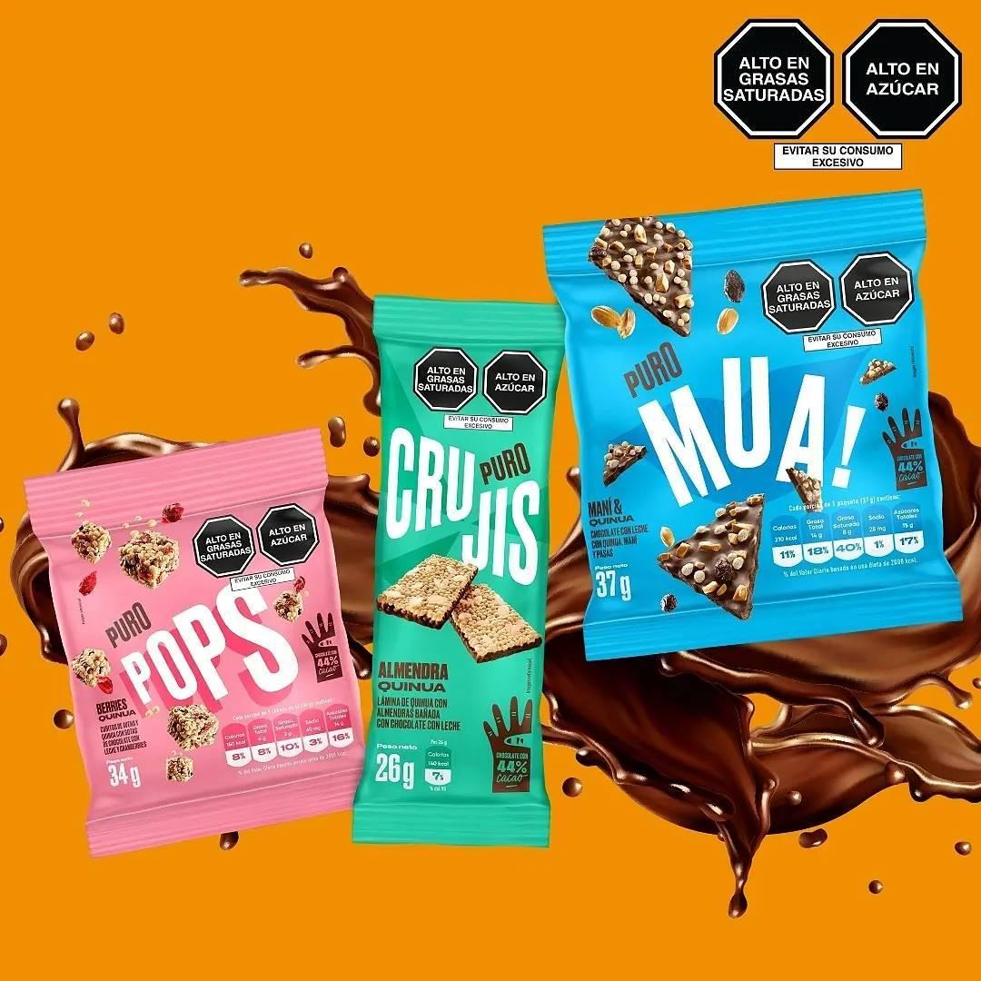 Foto de Alicorp presenta PURO, la marca que renueva la categoría de snacks