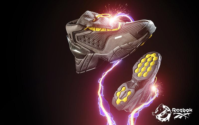 Foto de Llega un nuevo modelo de zapatilla a la colección Reebok x Ghostbusters