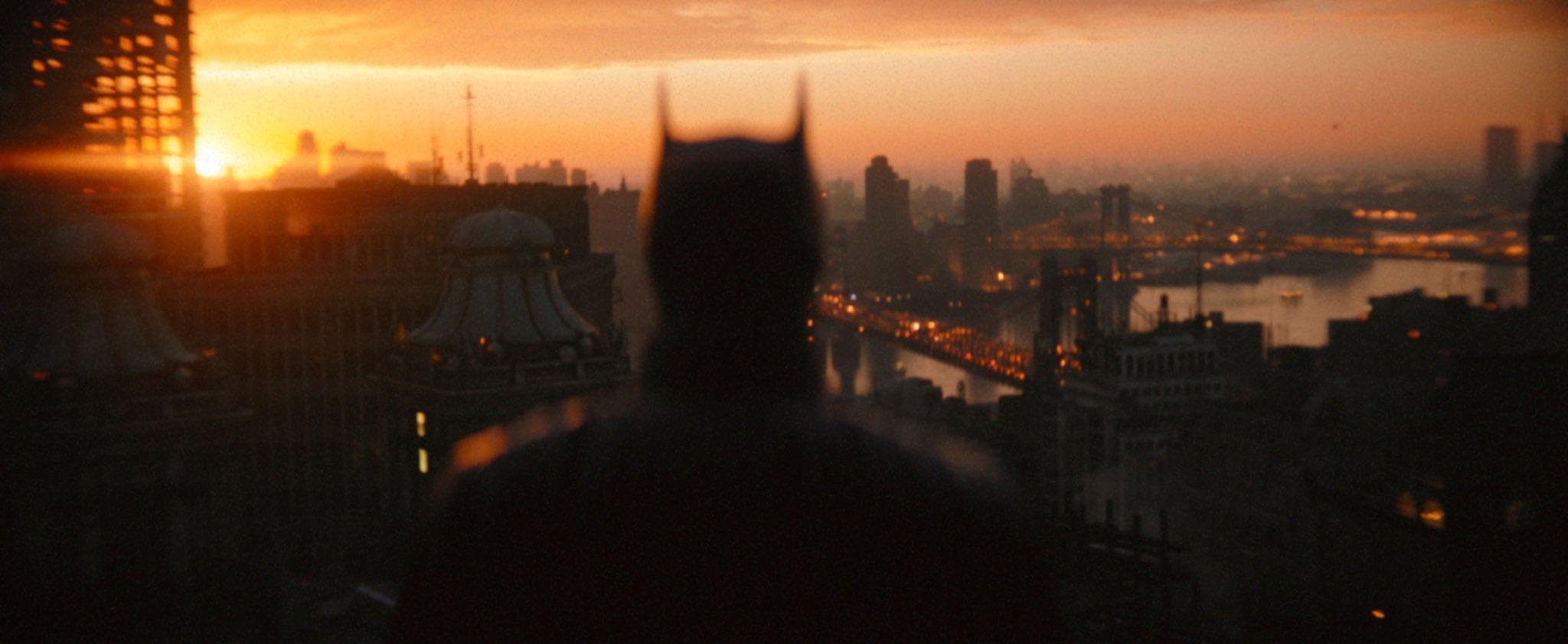 Foto de Nueva imagen y primer vistazo a la batiseñal de la película The Batman