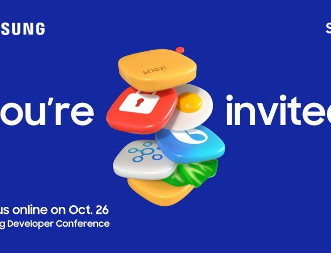 Foto de Samsung Developer Conference 2021 mostrará las estrategias de plataforma & ecosistema de la empresa
