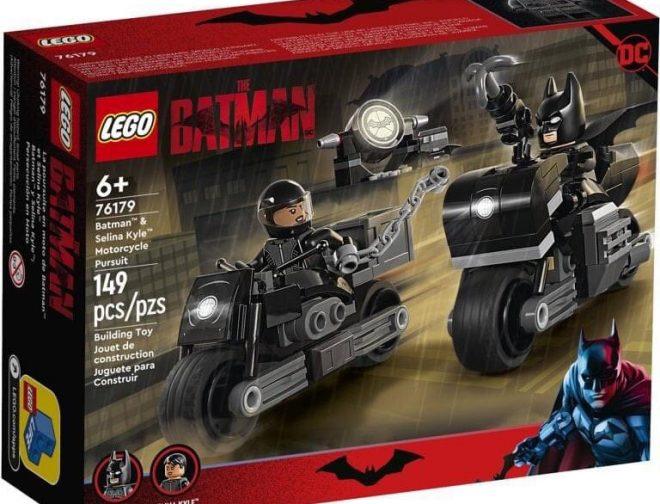 Fotos de Primer vistazo a los set de LEGO, basados en la película The Batman