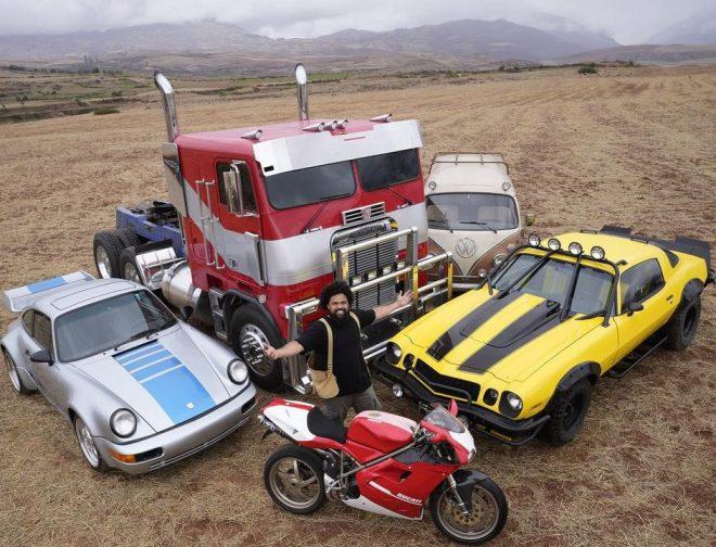 Fotos de Imágenes oficiales de Transformers: El Despertar De Las Bestias en Perú