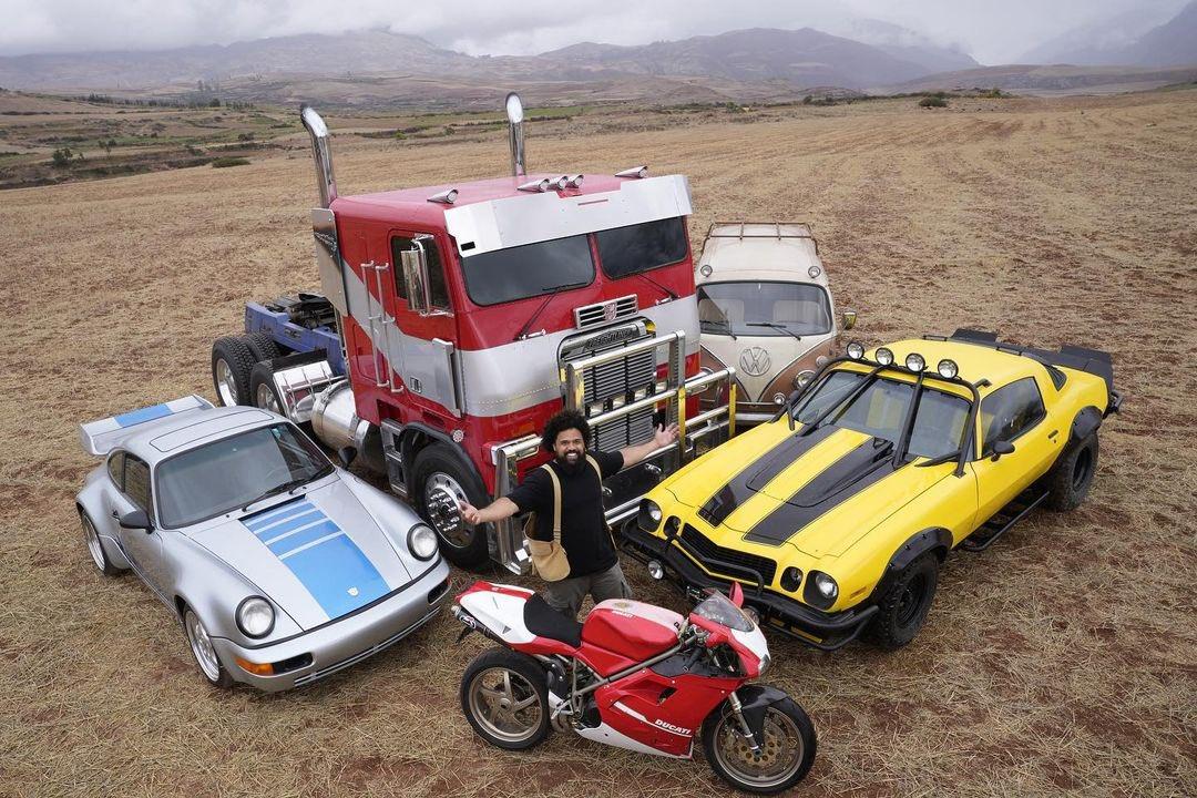 Foto de Imágenes oficiales de Transformers: El Despertar De Las Bestias en Perú