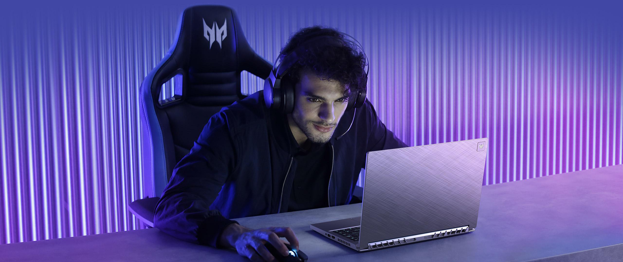 Foto de Acer: Guía abreviada para el futuro gamer profesional