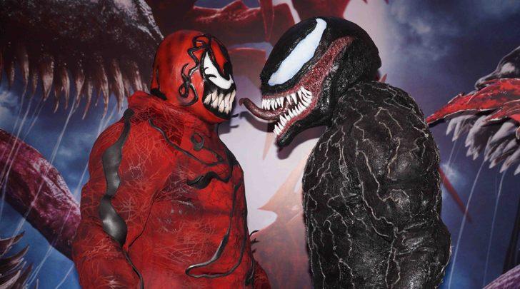 Foto de Cinemark presenta protocolos de bioseguridad para el esperado estreno de Venom 2: Carnage liberado