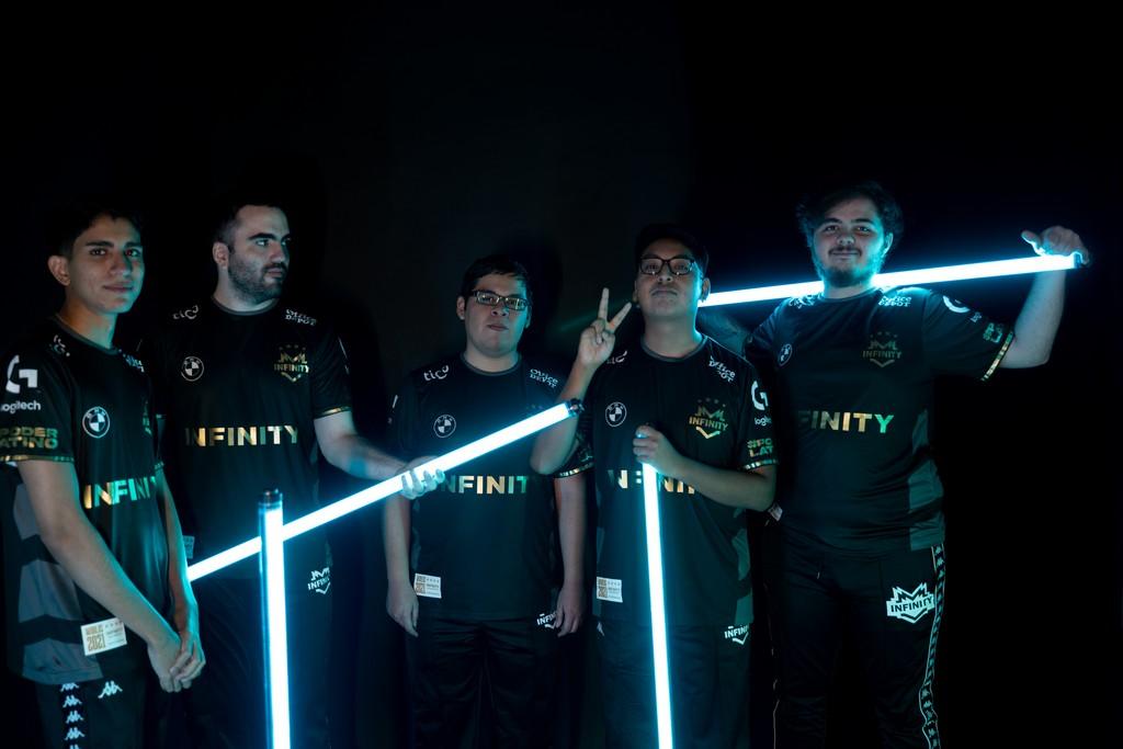 Foto de Worlds LoL 2021: Horarios y donde seguir las partidas de Infinity Esports en el Play-In