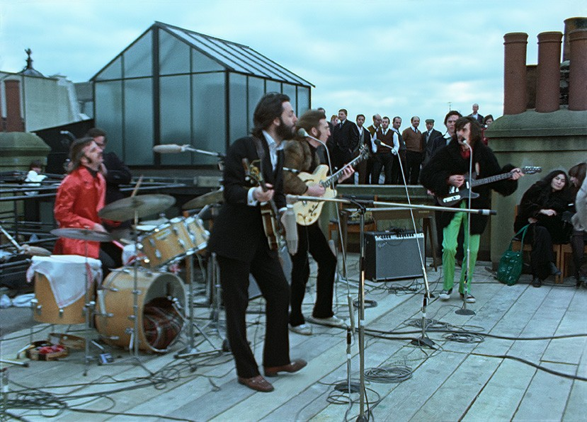 Foto de Disney+ presenta el trailer de The Beatles: Get Back, dirigido por Peter Jackson