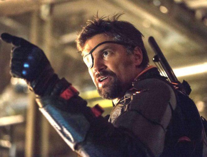 Fotos de Manu Bennett, el Deathstroke del Arrowverso llega a la Comic Convention Latin America 2021