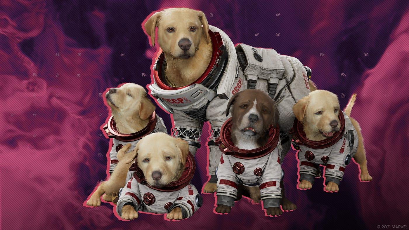 Foto de Cosmo llegará a Marvel's Guardians of the Galaxy