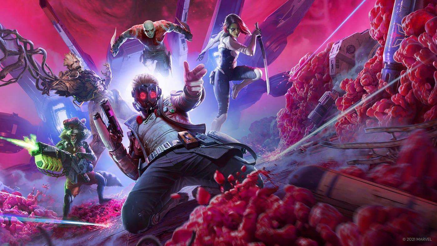 Foto de Video oficial de Zero to Hero, tema de Marvel's Guardians of the Galaxy
