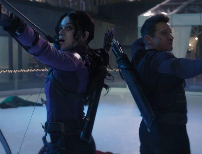 Fotos de Nuevo trailer de la serie de Hawkeye