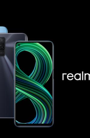 Foto de realme 8 5G: El smartphone más exitoso y accesible ingresará a catálogo de operador local en los próximos días