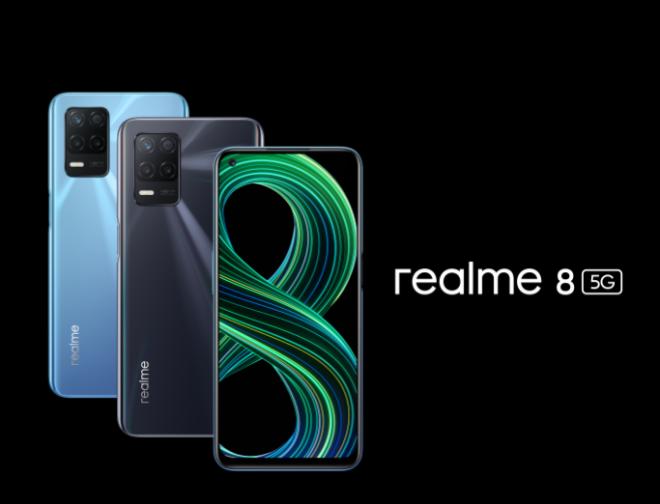 Fotos de realme 8 5G: El smartphone más exitoso y accesible ingresará a catálogo de operador local en los próximos días